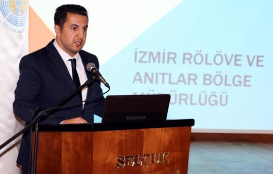 İzmir Rölöve ve Anıtlar Müdürlüğü inşaatlarda yerli malzeme kullanacak!