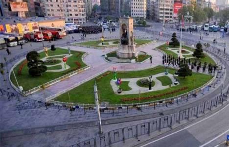 Recep Bozlağan: Taksim meydanı 3 kat büyüyecek!