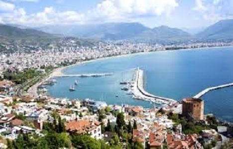 Antalya 272 bin turist kaybetti!