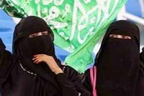 Suudi Arabistan'da tribünler haremlik-selamlık şeklnde!