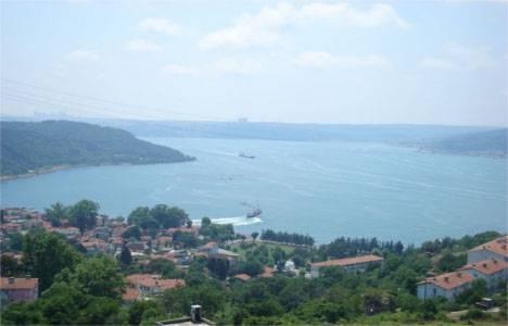 Hamza Tiryakioğlu'nun arazisi