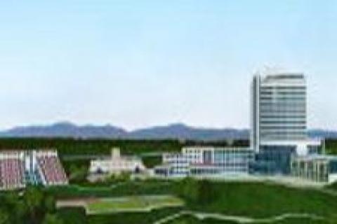 Makissos Termal Otel bu yıl tamamlanacak