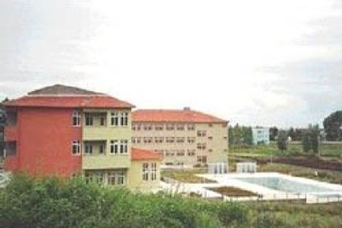 Şanlıurfa'da otel binası