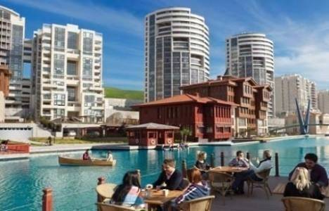 Bosphorus City Evleri