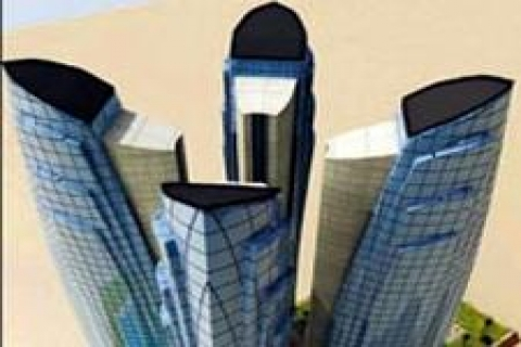 İBB Perpa Towers