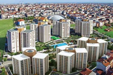 Bağcılar Çınar Olimpia Park'ta 295 bin TL'ye 2+1!