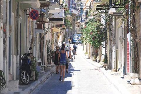 Ramazan Bayramı kapsamında Türkler Yunan Adaları'na akın etti!