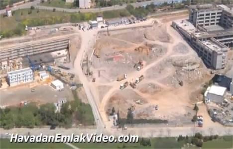 Küçükyalı Alışveriş Merkezi'nin inşaat çalışmalarının son görüntüleri!