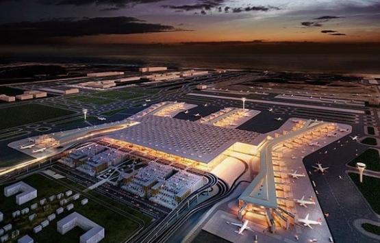İstanbul Yeni Havalimanı'nı
