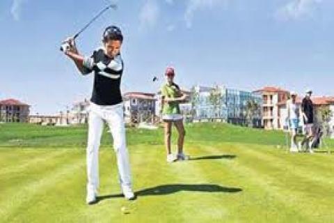 Ankara Golfkent Projesi, yabancıların ilgi alanına giriyor!
