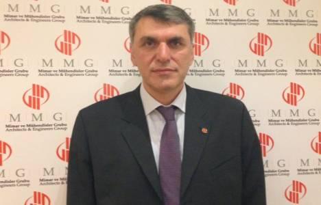 Kadem Ekşi: Türkiye'nin 4 milyon konuta ihtiyacı var!