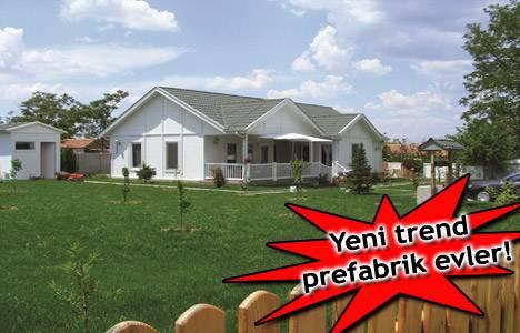 Prefabrik villa fiyatları