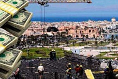 Libya'daki müteahhitlik firmalarının