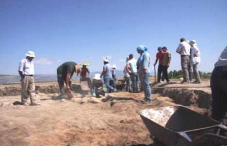 Hacılar Höyüğü'ndeki kazıların bu yılki bölümü başladı!