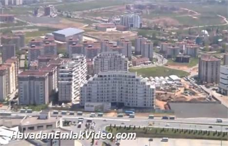 Viaport Houses Suites Evleri nin havadan en yeni görüntüleri!