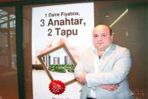 Misstanbul'dan üç anahtar, iki tapu