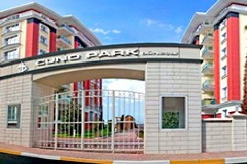 Cuno Park Projesi'nde 245 bin TL'ye 120 metrekare!