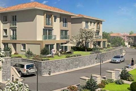Asmalı Evler projesinde 372 bin liraya sıra katlı villa!