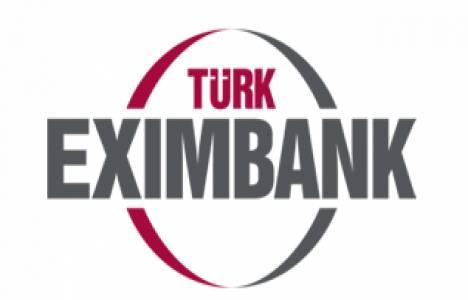 Eximbank kredi faizleri yüzde 0,75 ile 2,25 arasında düştü!