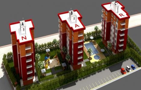 Antalya Şehr-i Nar'da son 15 daire! 78 bin liraya!