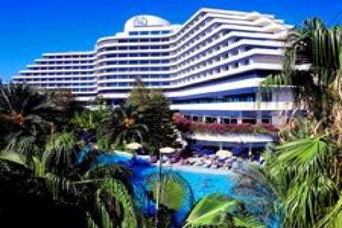 Antalya'daki oteller 210