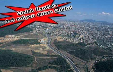 Çekmeköy metro hattı yüzleri güldürüyor!