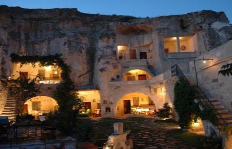 Kapadokya'da turistler butik otelleri tercih ediyor!