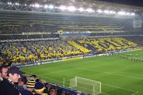 Fenerbahçe'nin stat, tesis,