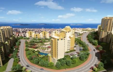 Nish Adalar satılık daire fiyatı 207 bin TL!