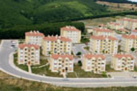 TOKİ İzmir Buca`da 694 konut yaptıracak