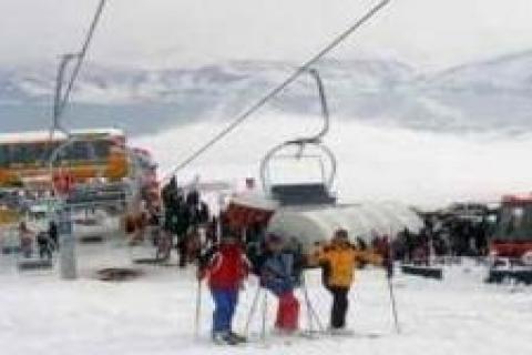 Nemrut Kayak Merkezi