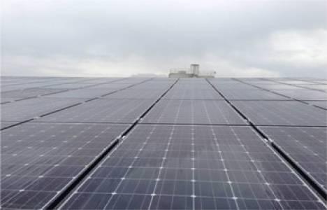 Mermer fabrikası Panasonic güneş panelleri ile kendi enerjisini üretecek!