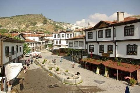 Ankara Beypazarı'nda 2.4