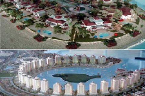 İnci Adası'nda 4 milyon dolara villa
