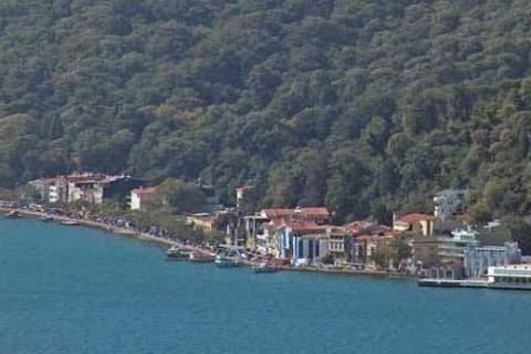 Beykoz Çubuklu'da belediyeden