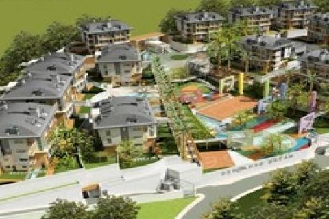 Astoria ve Bellevue Rezidans'ta kriz yok