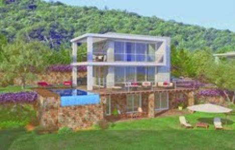 Bodrum'da 325 bin Euro'ya villa!
