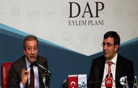 Doğu Anadolu Projesi'ne
