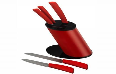 Emsan'ın Trendy ve Daily bıçakları mutfak işlerinde yardımcı!