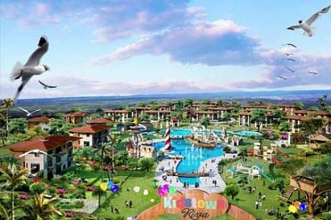 Riva Kidstown Evleri'nde 225 bin liradan başlayan fiyatlarla!