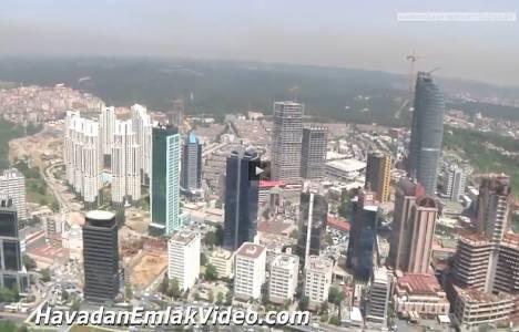 beybi giz plaza havadan görüntüleri