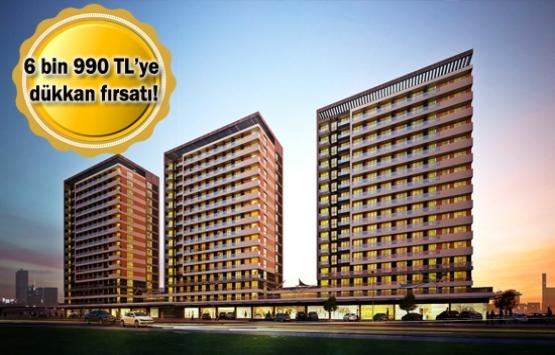 Fortis İstanbul'un dükkan ve home ofisleri 6 Mart'ta satışta!