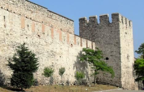 İstanbul'da tarihi surlar