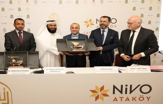 Nivo Ataköy'e Katar'dan yatırımcı geldi!