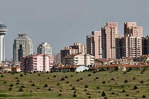 Ankara'da kişi başına