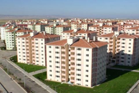 TOKİ Siirt Doluharman'da 163 konut satacak
