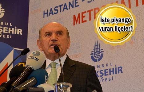 İstanbul'a 2 yeni
