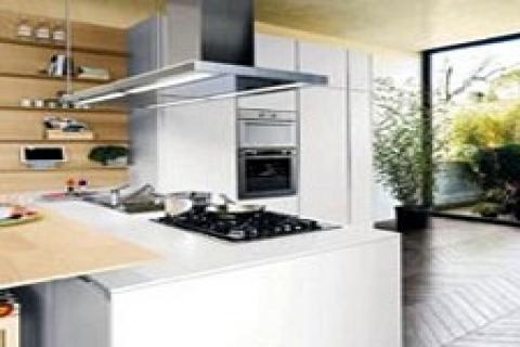 Hazır mutfaklarda en çok beyaz renk tercih ediliyor!