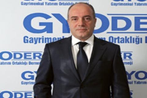 Turgay Tanes GYODER'in yeni başkanı