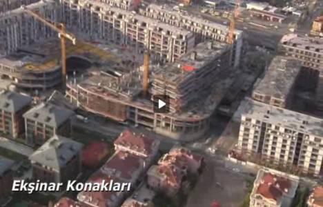 Eroğlu Gayrimenkul'ün 3 projesinin havadan videosu!